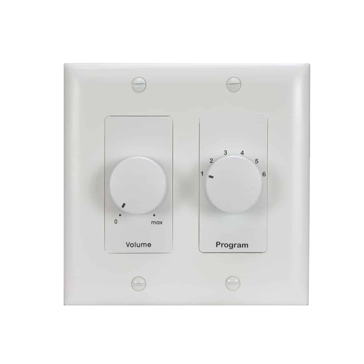Cs650 Dw Program Selector Switch With Volume Control
