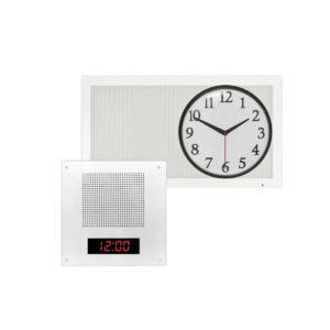Clock/Speaker Centers
