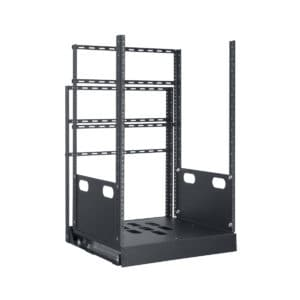 steel equipment rack