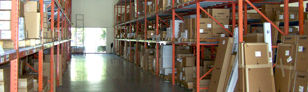 CA Warehouse
