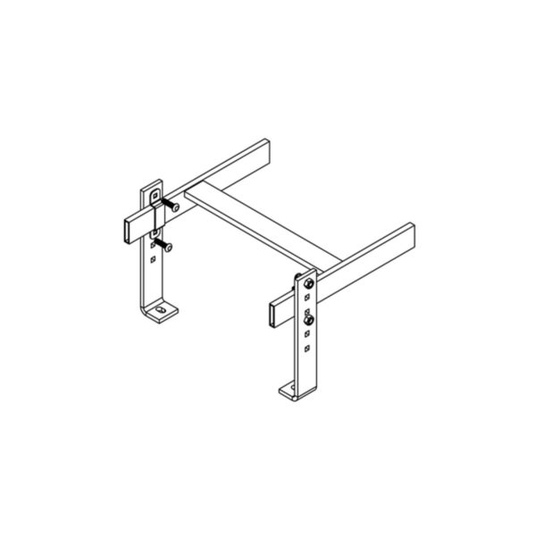 CLH-SK46: Rack Stand-off Elevation Kit