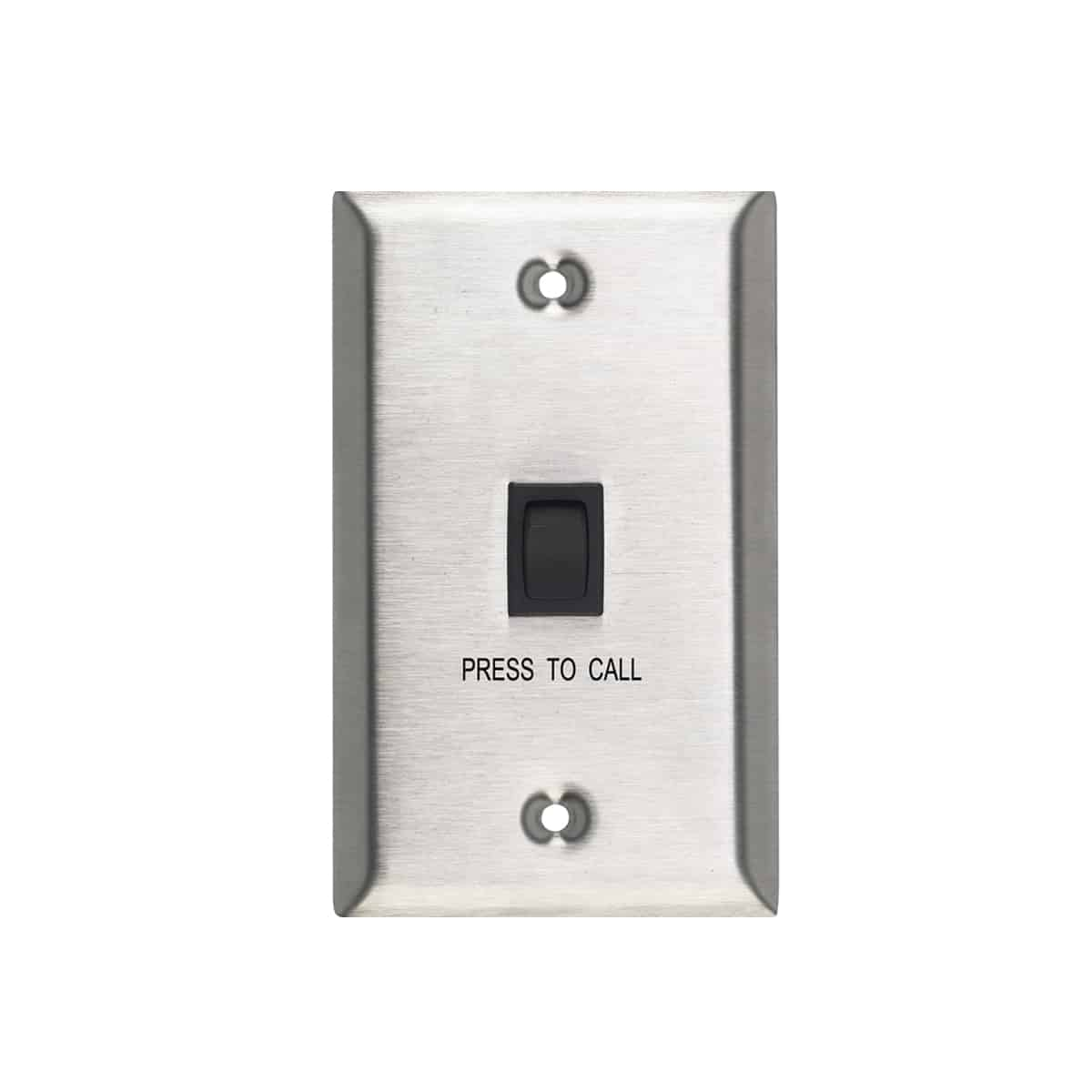 Cs10 Intercom Call Switch Spst Lowell Manufacturing Commercial Single Pole Toggle
