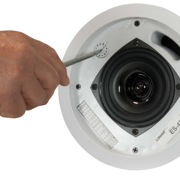 ES-4T:  In-Ceiling Speaker