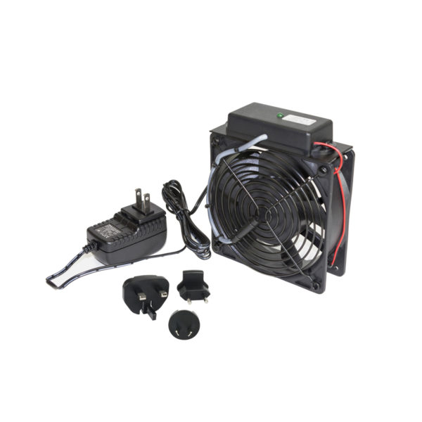 FDC1 Series: Stand-Alone, Master & Secondary Fans