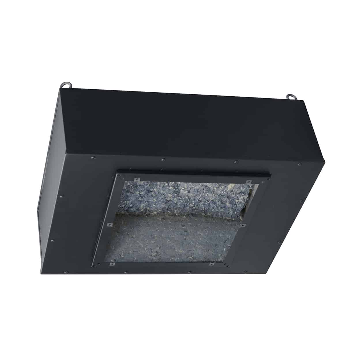 Speaker Back Box (flown or recessed, rectangular)