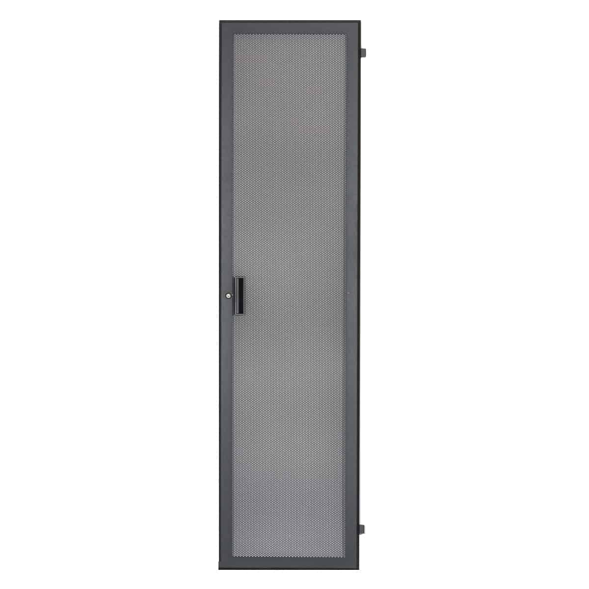 AV rack doors