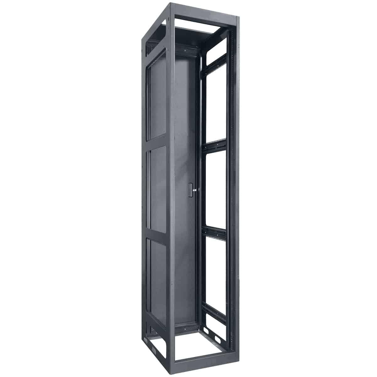 "LGTR Tall Open Frame Rack, 54U x 22""W"