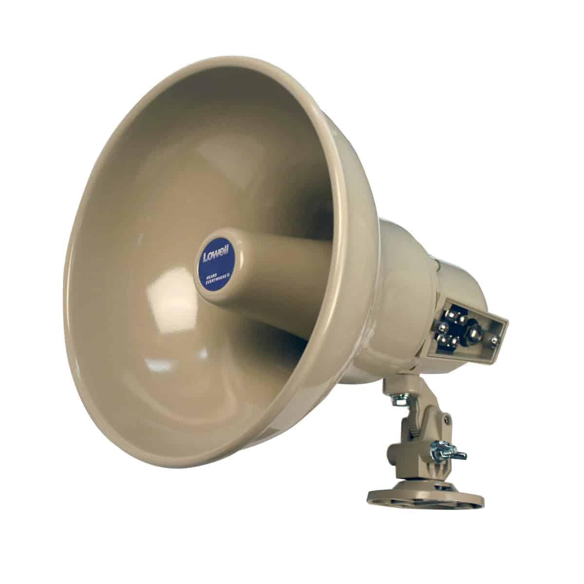 LH Series: Paging Horn Loudspeakers
