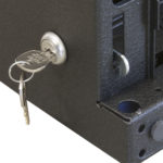LOWELL WALL MOUNT RACK KEY LOCK