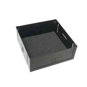 Speaker Back Box (recessed, square)