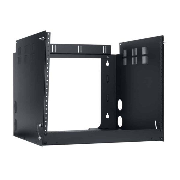 PFR-818:  Pivot-Frame Wall Rack