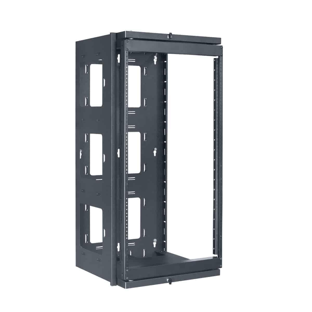 SGR Wall-mount Rack w/swing gate (HD)