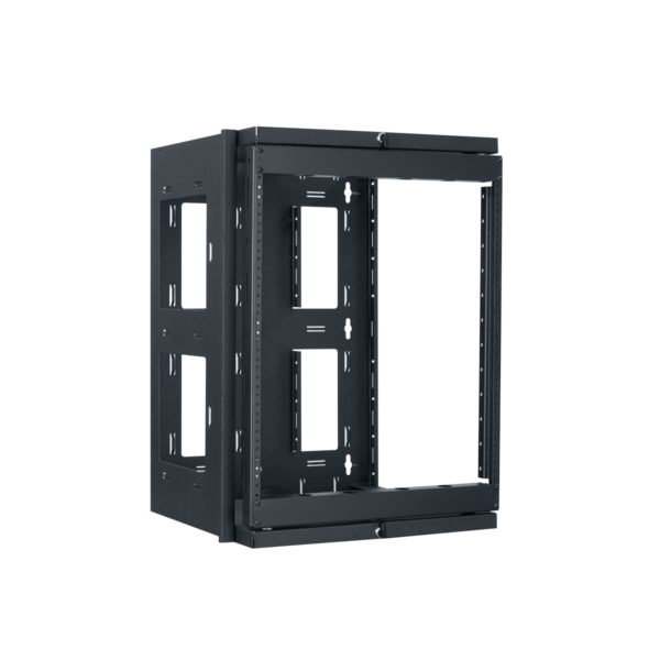 SGR-1218:  Swing-Gate Wall Rack