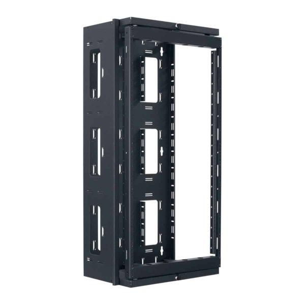 SGR-2012:  Swing-Gate Wall Rack