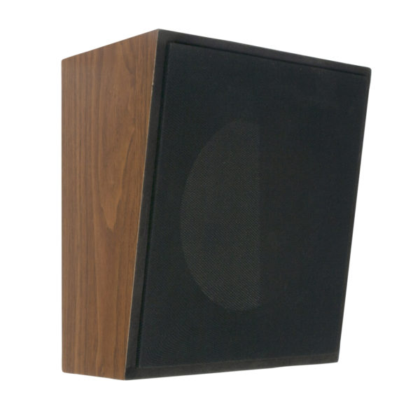 Wall Baffle Wood Laminate With Black Fabric Grille Lowell